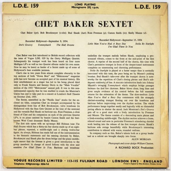 Chet-Baker-Sextet-10-inch-back-1800-LJC