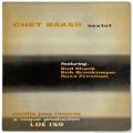Chet-Baker-Sextet-10-inch-cover-2000-LJC