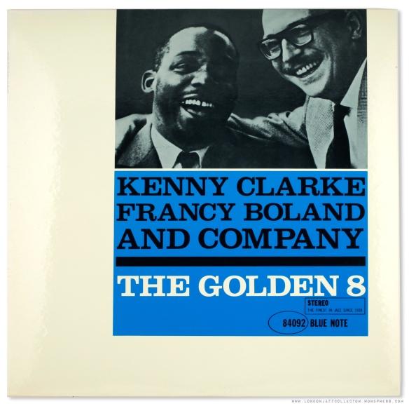 Kenny-Clarke-Francey-Boland-Golden-Eightcover-2000-LJC