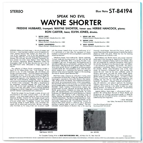 4194-Wayne-Shorter-Speak-No-Evil-MM-back-1900-LJC