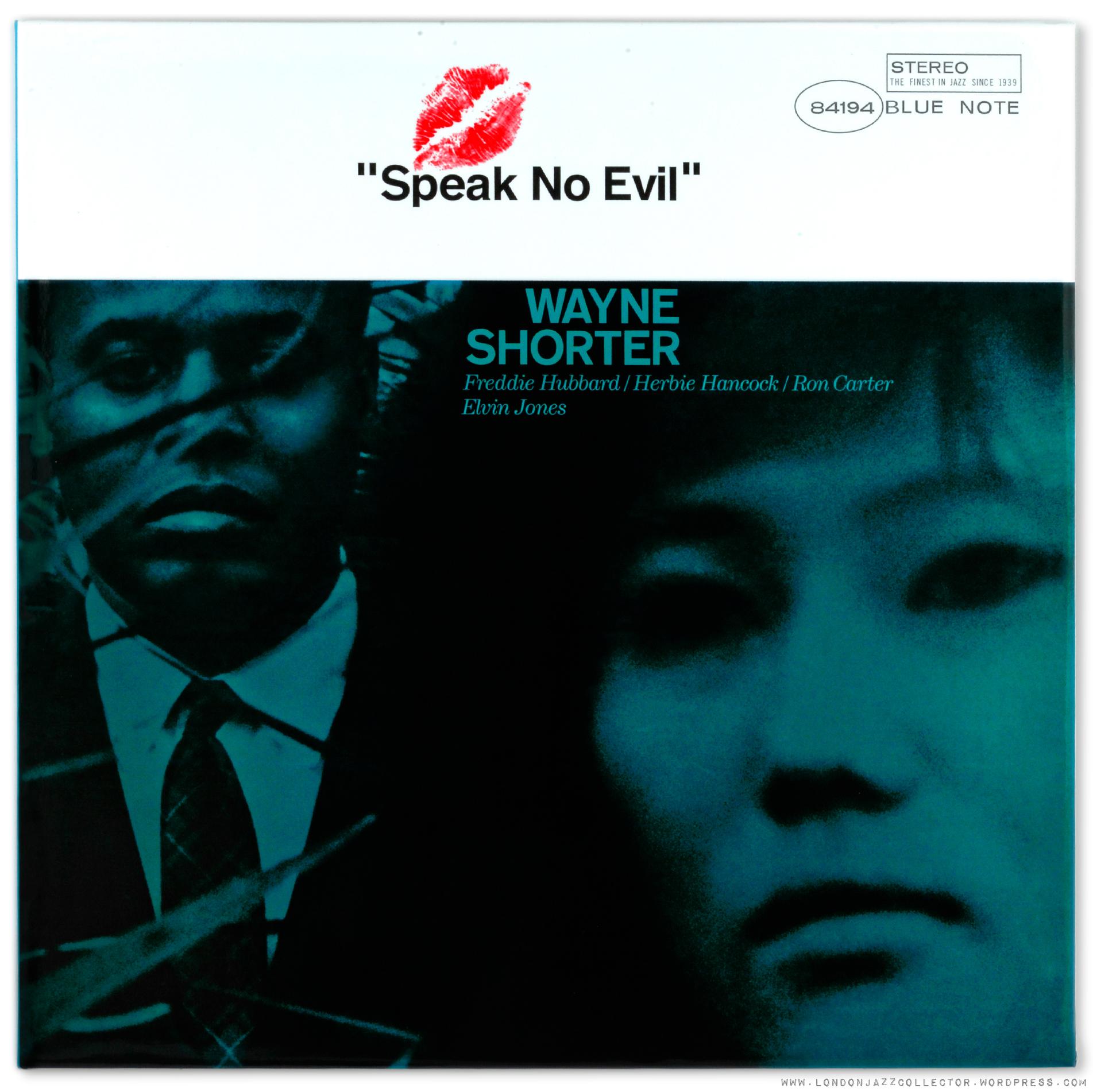 Wayne Shorter Speak No Evil 1964 Blue Note Mm33