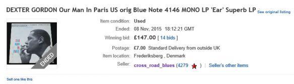 Dexter 4146 £147