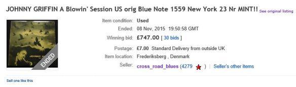 Griffin 1559 £757