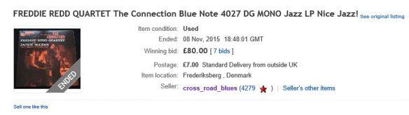 Redd 4026 £80