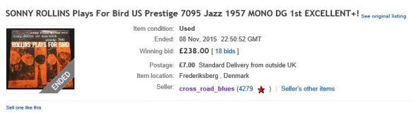 Rollins 7095 £238