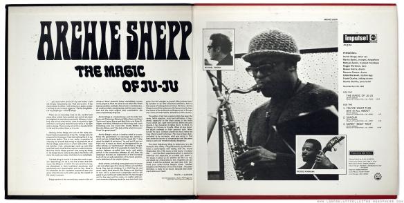 Archie-Shepp-Magic-of-JuJu-gatefold-2500-LJC