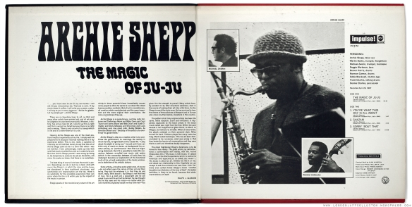 Archie-Shepp-Magic-of-JuJu-gatefold-2500-LJC