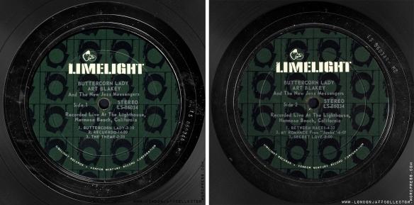 Art-Blakey-Buttercorn-Lady-Limelight-labels-2000-LJC