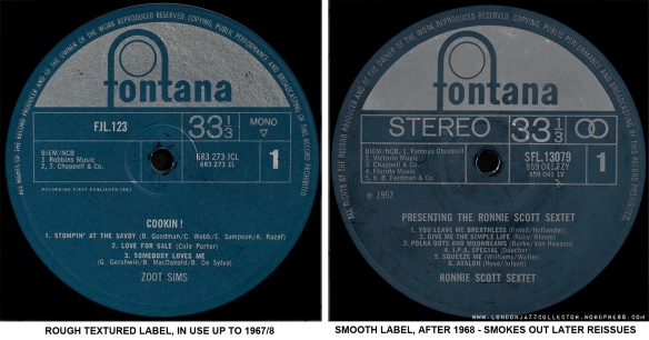 Rough-Textured-label-vs-later-smooth-label---Fontana-2000-LJC-1