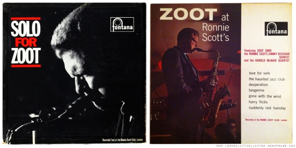 Zoot-at-Ronnie-Scotts-Fontana-twoLPs