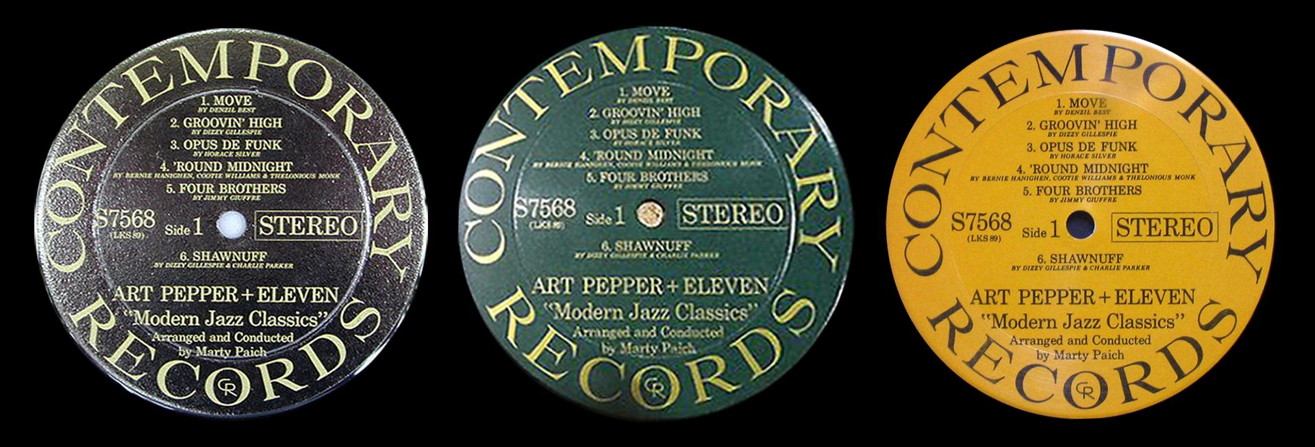 Art Pepper Art Pepper Eleven Modern Jazz Classics