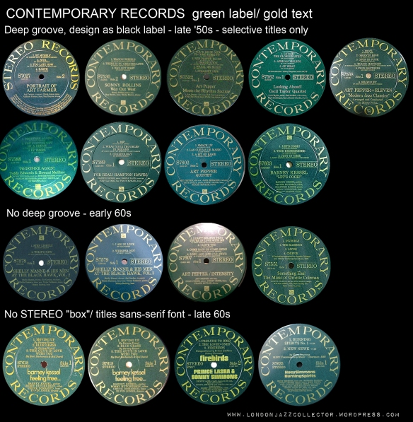 Contemporary-Records-S-green-labels-1920