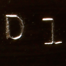 D1-stamper