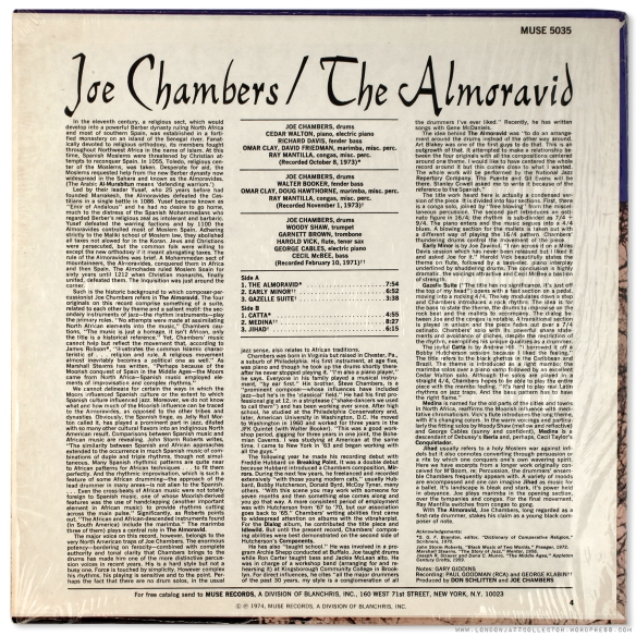 Joe-Chambers-the-Almoravid-bk-1920-LJC