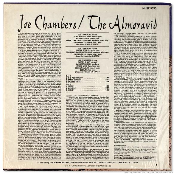 Joe-Chambers-the-Almoravid-bk-1920-LJC