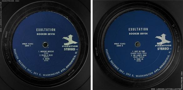 Booker-Ervin-Exultation!-labels-2000-LJC