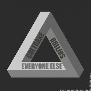 Escher-Triangle-800-LJC-ROLLINS-COLTRANE-EVERYONE-ELSE