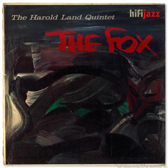 Harold-Land---The-Fox---HiFI-Jazz-(1961)---cover---1800-LJC