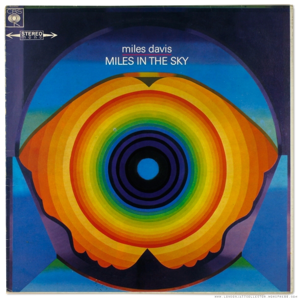 Miles Davis Miles In The Sky 1968 Cbs Italiana