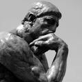 Rodin's-Thinker