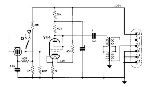 U47 Circuit Diagram