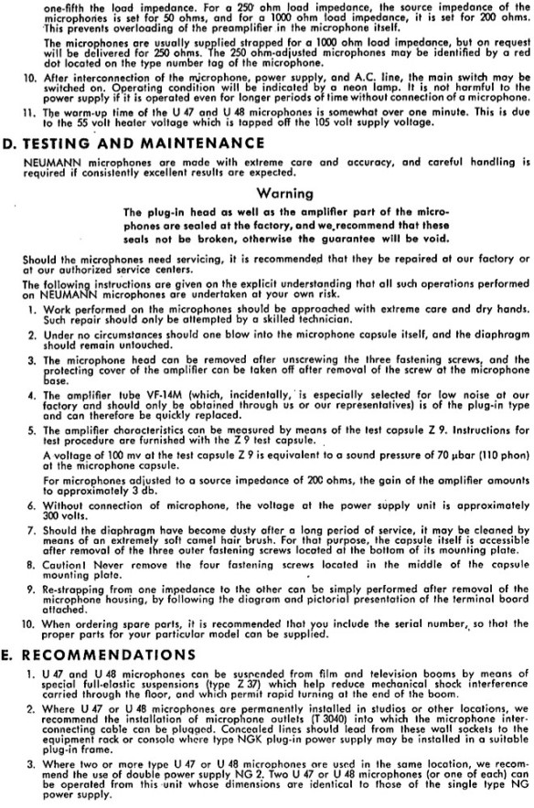 U47-U48 Operating Instructions p2