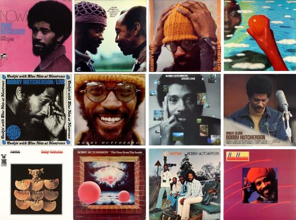 hutcherson-albums-1969-1977