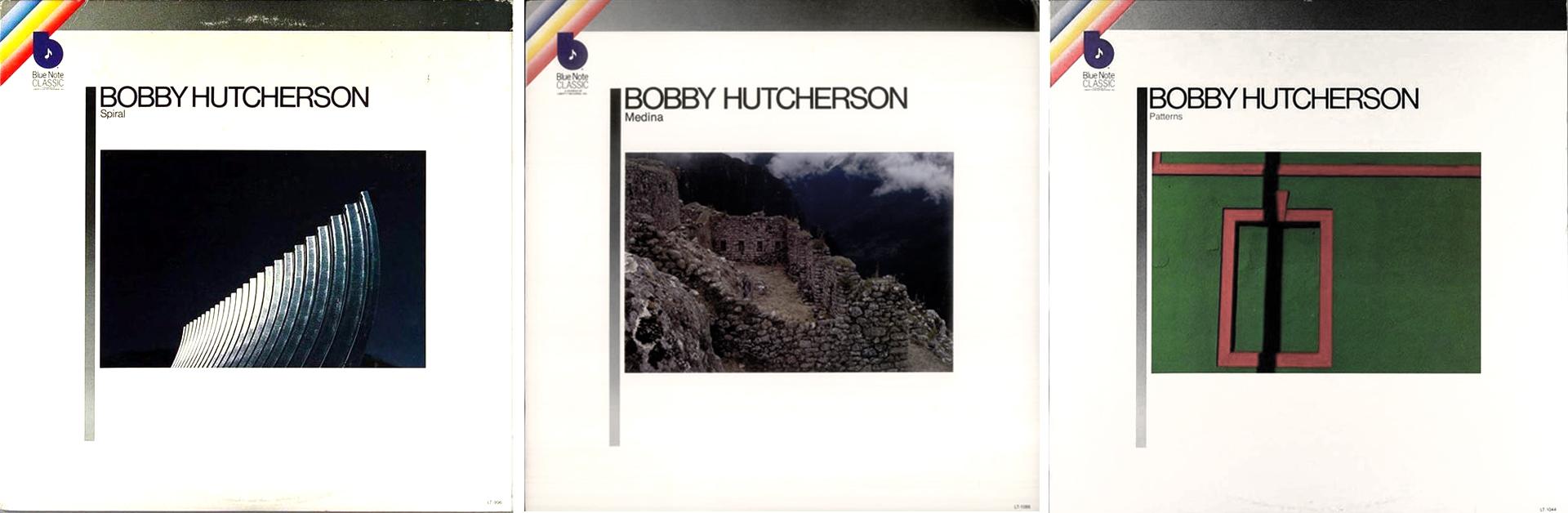 Bobby Hutcherson Spiral 1965 8 Blue Note Ua