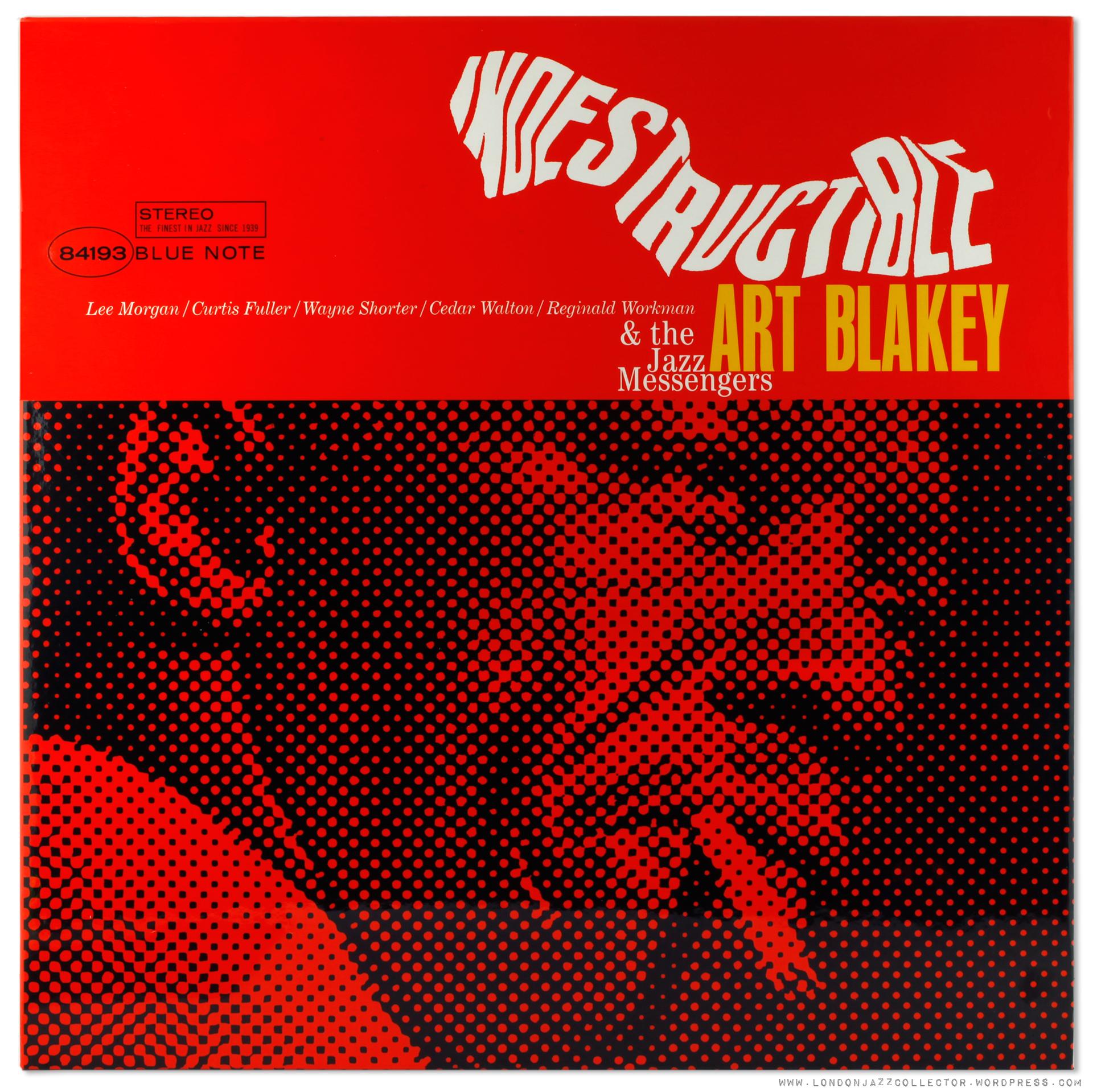 Art Blakey Indestructible 1964 Blue Note Mm33