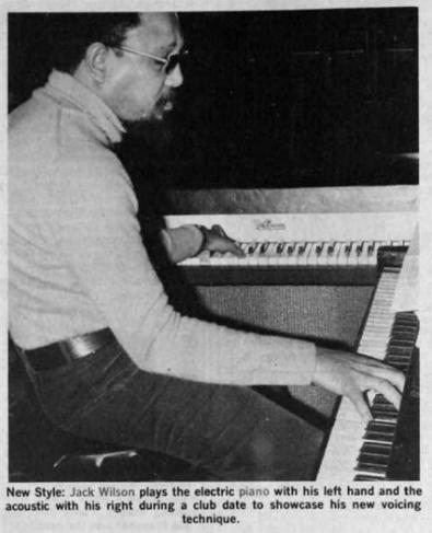 Jack Wilson two keys 1977 Billboard feature