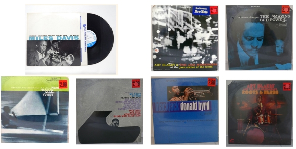 Blue Note Liberty Inner New unitd artists