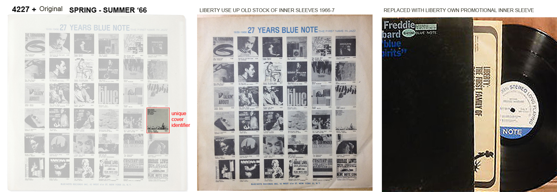 Freddie Hubbard: Blue Spirits (1965) Blue Note/Liberty ...