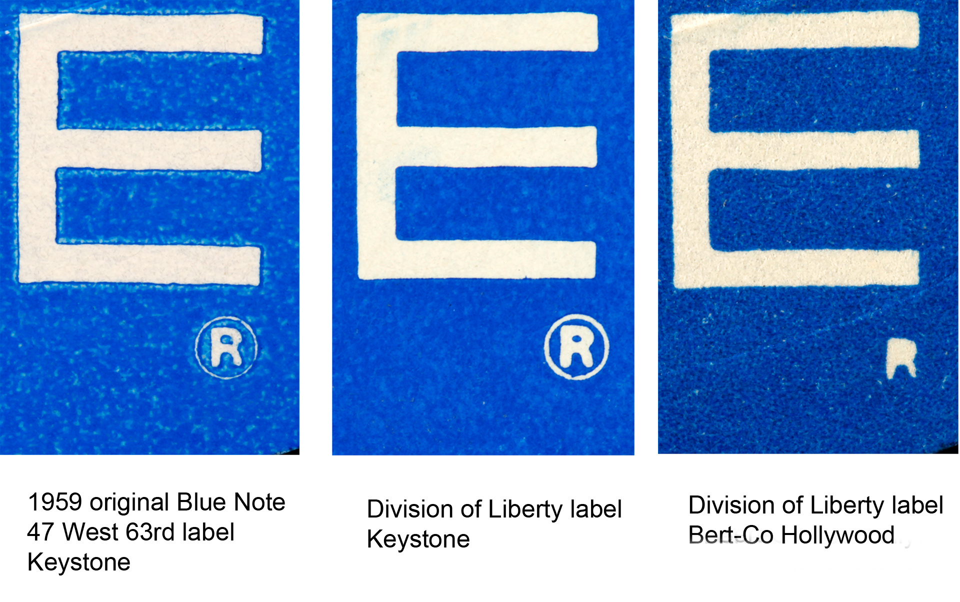 """The Many Faces of Blue Note: """"A Division of Liberty Records ..."""