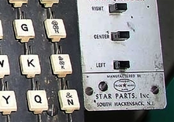 Star Parts INC HACKENSACK