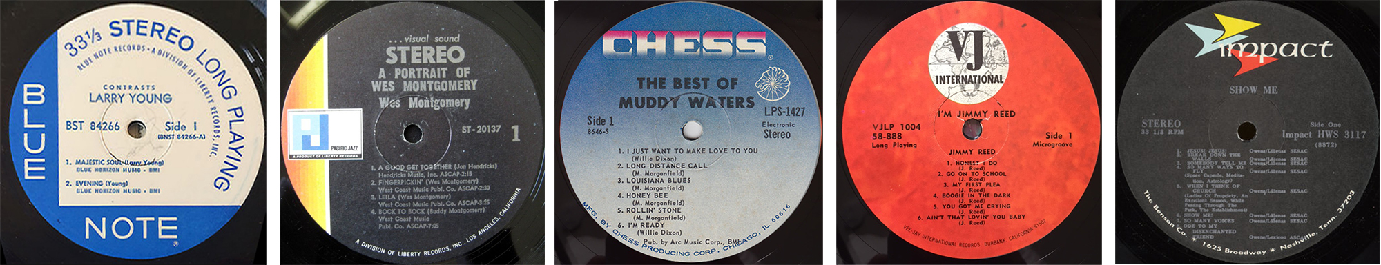 Blue Note In Mid 1966 Was Well Documented