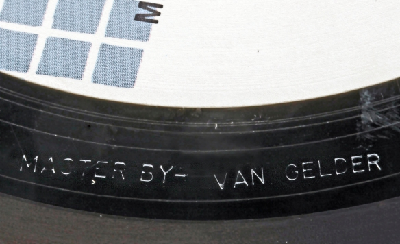 Master by van gelder sTAMP