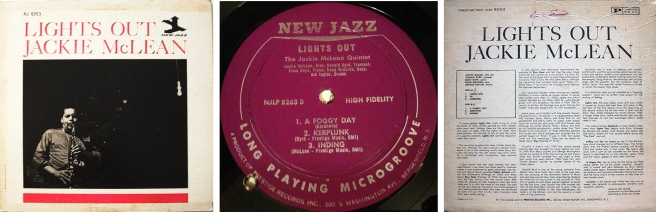 Prestige-New-Jazz-NJ8263-Lights-Out-McClean