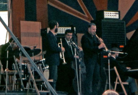 Ian Carr Don Rendell Quintet Sunbury 1968 2.jpg