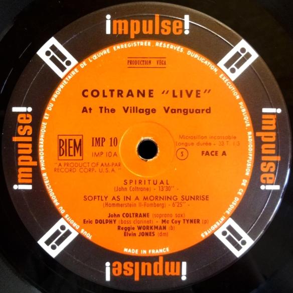 Impulse-Production-VEGA-France-1960s-label