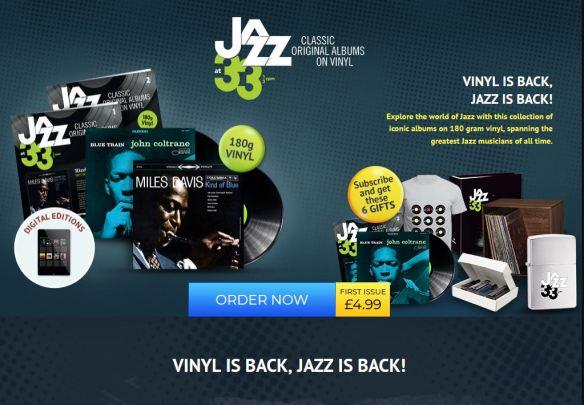 Jazz at 33 1 3rpm De Agostini.JPG