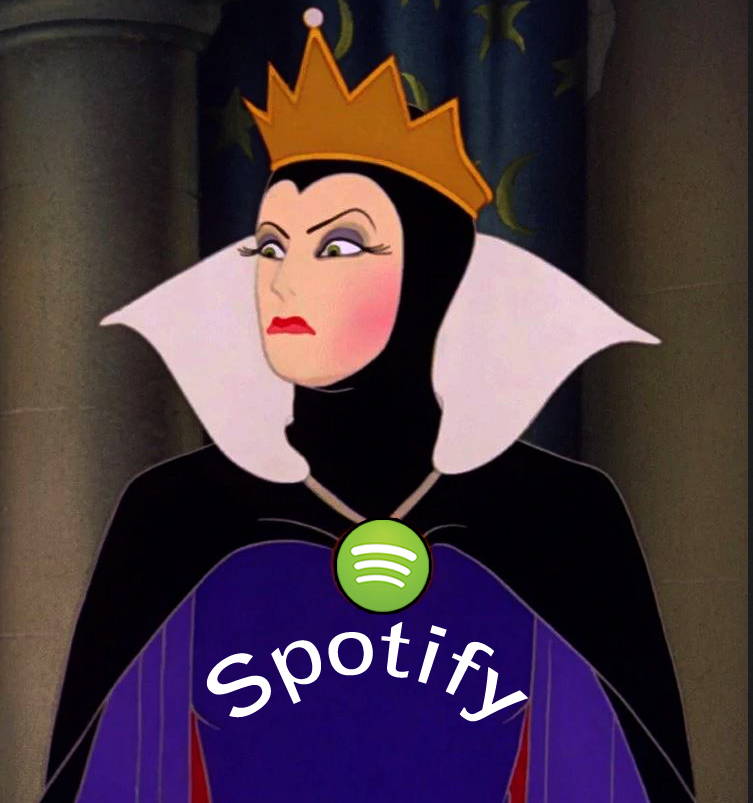 The-wicked-queen-Spotify
