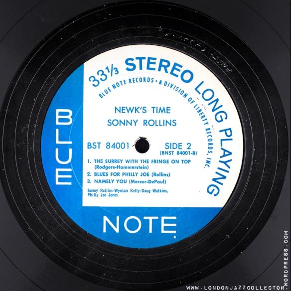 4001-Sonny-Rollins-Newks-Time--Liberty-Stereo-lbs-2000-LJC_no-Van-Geldwer-wrong-runoutgrooveBertco