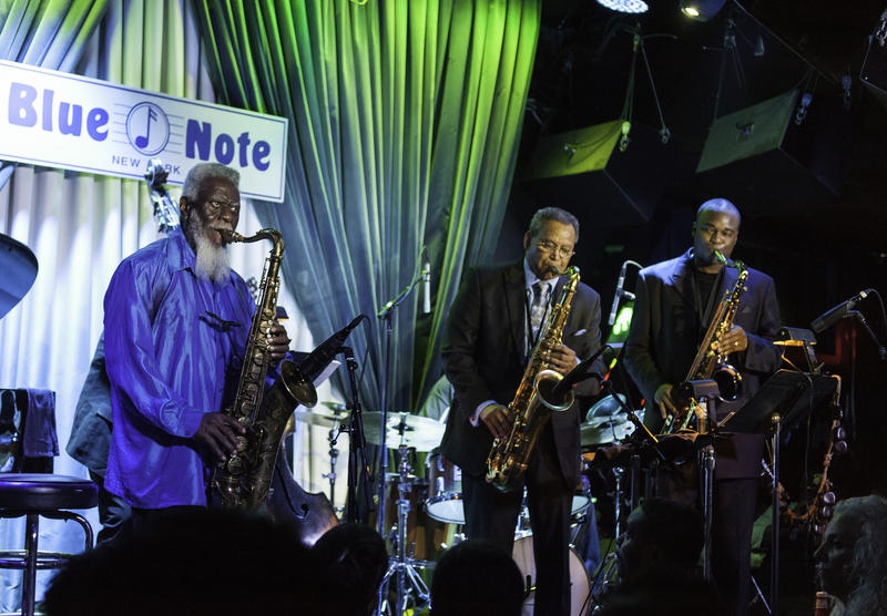 Odean Pope Sextet At The Blue Note